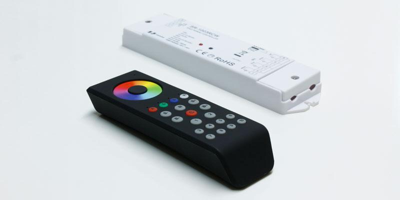produkt led controller rgb w serie1003. Black Bedroom Furniture Sets. Home Design Ideas